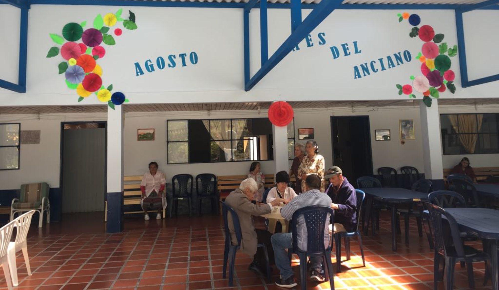 Asilo de Ancianos Jose María Gallo